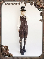 Mechanical Doll Pants by Infanta