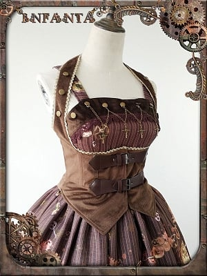 Mechanical Doll Punk Girdle by Infanta