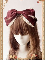 House of Doll Dual-Layers Bowknot KC by Infanta