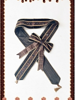 Tassels Decorated Ribbon by Infanta