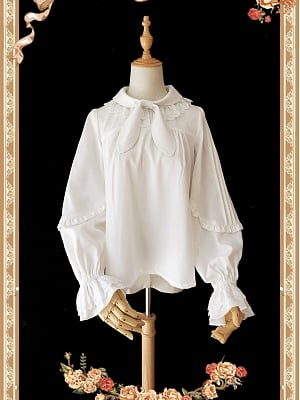Tie Knot Blouse By Infanta