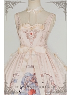 The Garden of Eden Lolita Dress JSK by Iris Poem Lolita