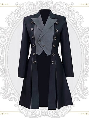 Immortal Memory Traveler Coat by Immortal Thron
