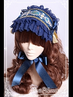 The Venice Carnival Hairband by Krad Lanrete
