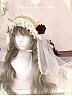 Thorn Castle Hairband with Veil by Long Ears and Sharp Ears