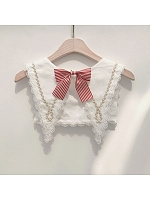 Sweet Lolita Strawberry Waffles Fake Collar by Little Dipper