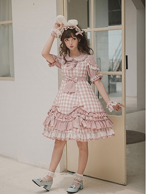 Lolita OP Dresses, Lolita JSKs and more. - Devilinspired.com