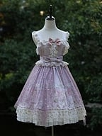 Dream Timepiece Lolita Dress JSK by Luna Eudemon