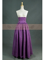 Custom Size Available High Quality Punk-Style High Waisted Walking Skirt Theater Costume by Lace Garden