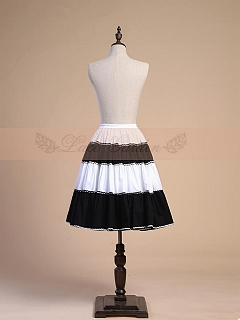 Retro Patchwork Skirt by Lace Garden