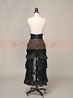 Aulic Gothic Lace Skirt by Lace Garden