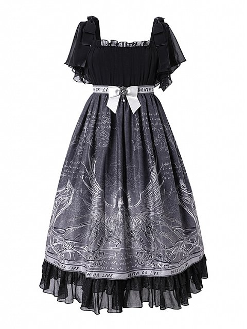 Elegant Bethephine Lolita Dress JSK by Little Forest
