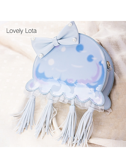 Little Jellyfish Bag by Lovely Lota