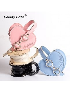 Heart Shaped Lolita Mini Bag