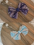 Eternal Love Song Lolita Dress Matching Hairclip by Long ears & Sharp ears Studio