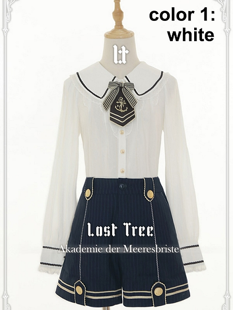Akademie der Meeresbriste Pants by Lost Tree