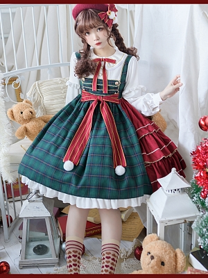 2020 Christmas Lolita Dress OP by Lightyear to You