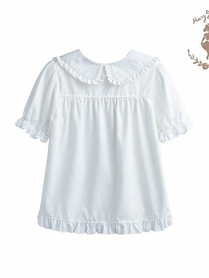 Star River Lace Short Sleeve by Mary