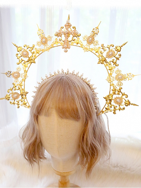 DIY Lolita Headpiece Accessories Package by Miss Bunny