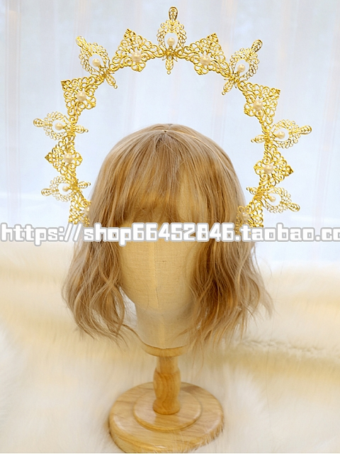 Gorgeous DIY Lolita Headpiece Accessories Package Miss Bunny