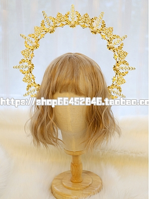 Gorgeous DIY Lolita Apollo Headpiece Accessories Package Miss Bunny