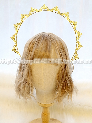 Gorgeous DIY Lolita Headpiece Accessories Package Holy Crown Miss Bunny