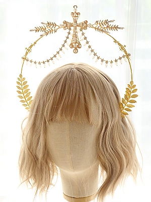 DIY Lolita Headpiece Accessories Package Tassel by Miss Bunny