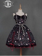 Halloween Gothic Lolita JSK by Miss Point