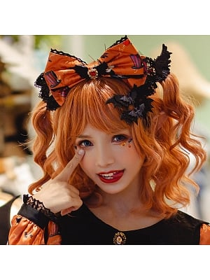 Halloween Gothic Lolita Headpieces by Miss Point
