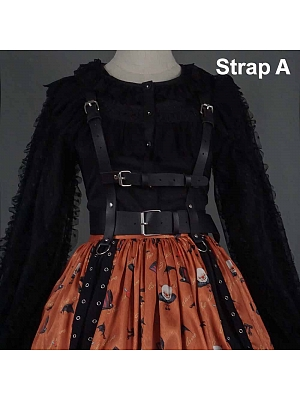 Halloween Gothic Lolita Accessories by Miss Point