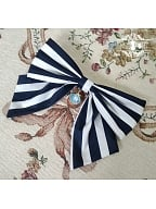 Sailor Rabbit Matching Accessories KC / Hairclips / Bowknot Brooch / Bag by Miss Point