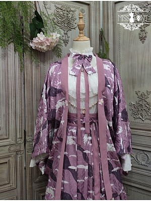 Refreshing Breeze Wa Lolita Haori Outerwear by Miss Point