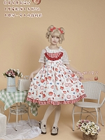 Pre-order DoKira Strawberry Muffin JSK by MilkyWay