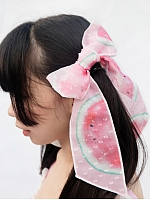 Eat Watermelon Hair Clip by Miwako