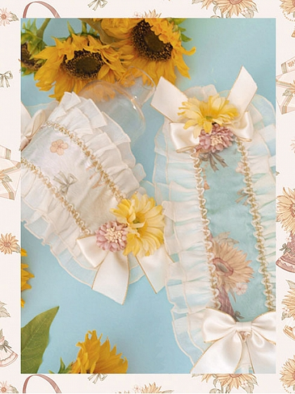 Miss Sunflower's Matching Small Things  by Milu Forest