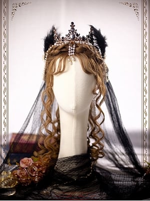 Sylvia Gothic Lolita Accessories by Mofina