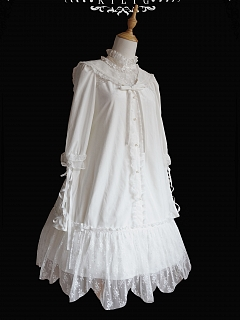 Moon Phase Butterfly A-Line Lolita Dress OP by Moon River