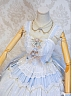 Pre-order Dance on Ice Two-tone JSK by Miracles