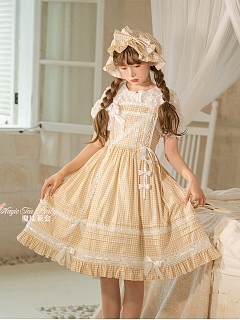 Sweet Angie Multiple Color JSK by Magic Tea Party
