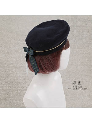 House of Dolls Beret by Miwako