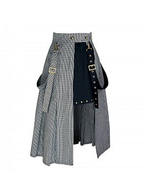 Jarvik 226 Two-ways Skirt by Mr Yi's Steamland