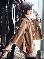Steampunk Summer Haori by Mr Yi's Steamland