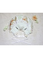 Mucha Qiushi Collection Matching Bonnet