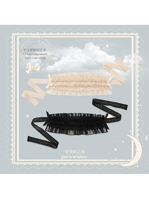 17 Sleepless Nights Hairband by NDC