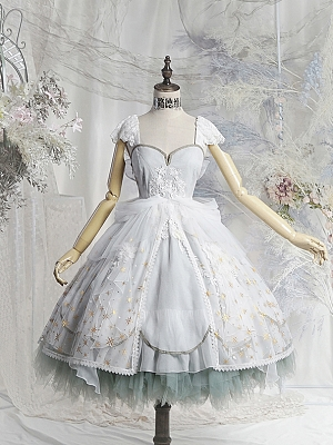 Scarborough Fair Lolita Dress JSK by Neo Ludwig