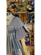 Off Guide Silver Branch Magician Empire Waist Lolita Dress OP by Neo Ludwig