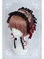Souffle Song Ode To Rococo Collection Matching Hairband