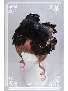 Souffle Song Ode To Rococo Collection Matching KC / Katyusha - Center