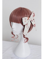 Souffle Song Sweet Afternoon Tea Collection Matching Hairclip