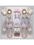 Gift Box JSK Sweet Lolita by Souffle Song
